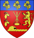 Blason de Saint Romain au Mont D'or 69270